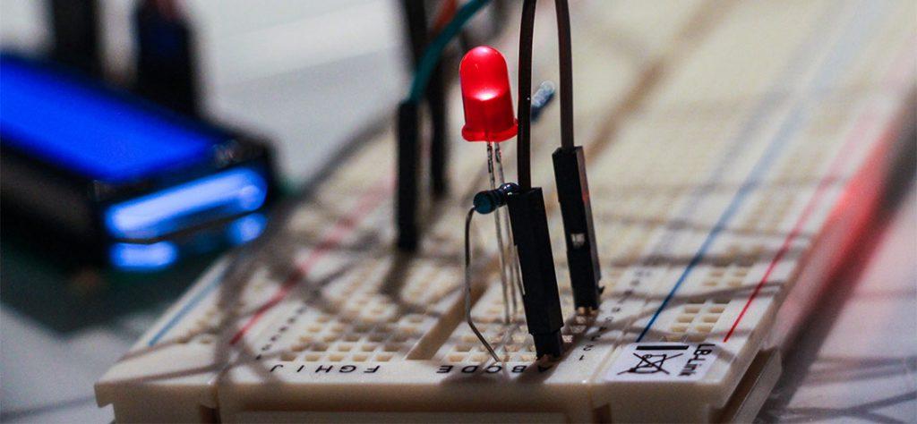 LED on a Raspberry Pi
