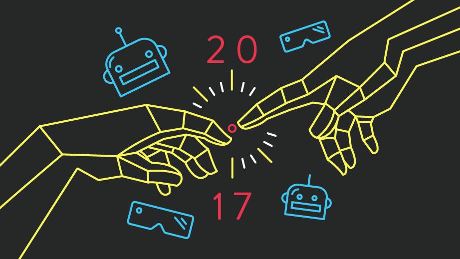Digitale Interaktion 2017 - Challenge accepted