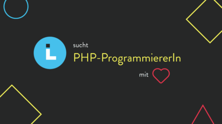 PHP EntwicklerIn gesucht