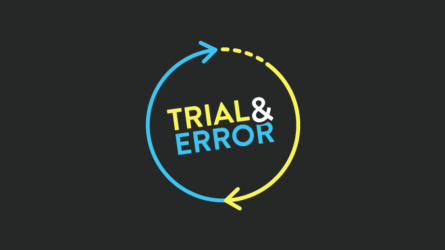 Trial and Error Sessions