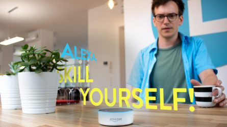 Alexa und Benutzer