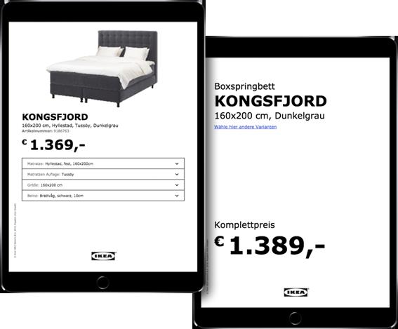 Digitale Preisauszeichnung - Digitale Lösung