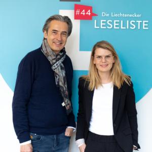 Liechtenecker Leseliste, Markus Gull, Susanne Liechtenecker