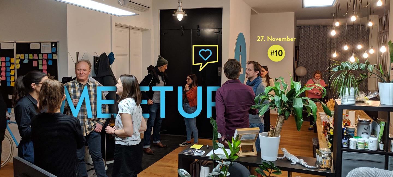 Meetup #10 Bild