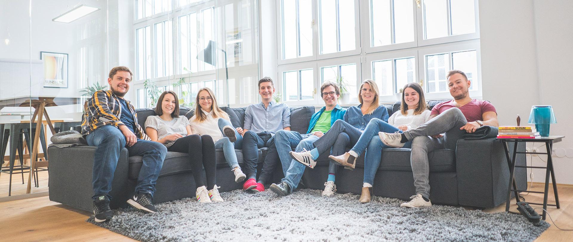 Das Liechtenecker Team