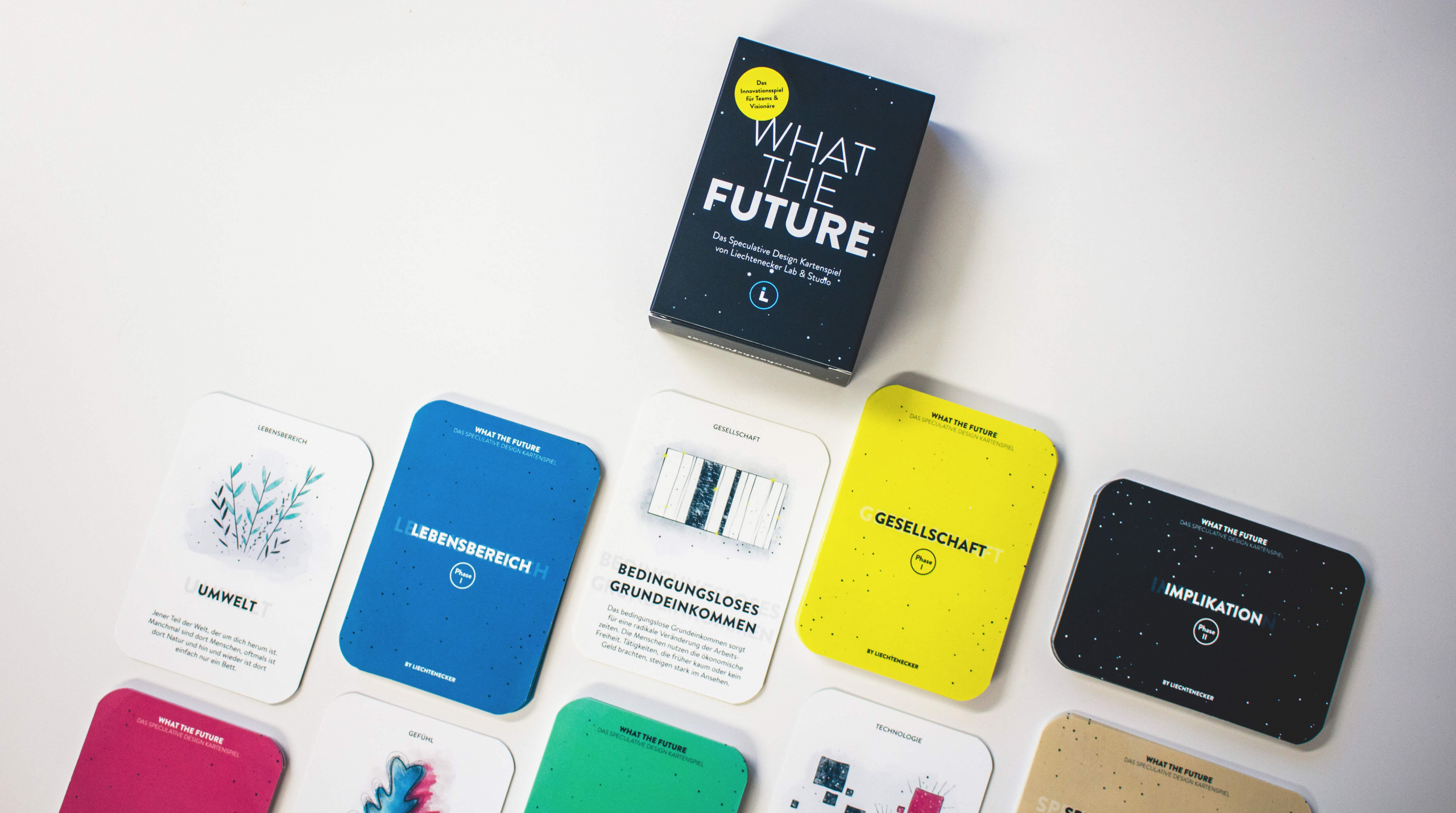 What The Future – das Speculative Design Kartenspiel