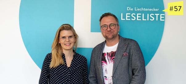 Liechtenecker Leseliste #57 mit Michael Kräftner