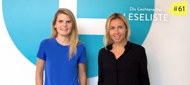 Liechtenecker Leseliste #61 mit Karin Kafesie