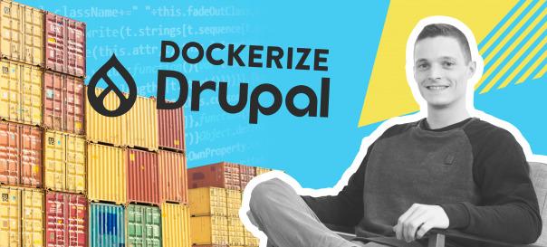 Dockerize Drupal 9